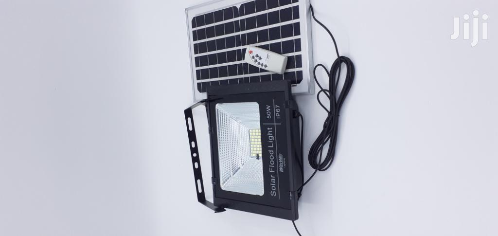 50watts Flood Solar Led Lights For Sale | Solar Energy for sale in Calabar, Cross River State, Nigeria