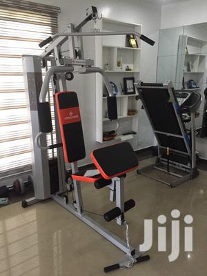 One Station Multi Home Gym Brand New. Nationwide Delivery Included   Sports Equipment for sale in Abuja (FCT) State, Central Business Dis