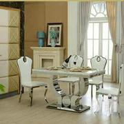 Six Seater's Marble Dining Table   Furniture for sale in Lagos State, Ajah