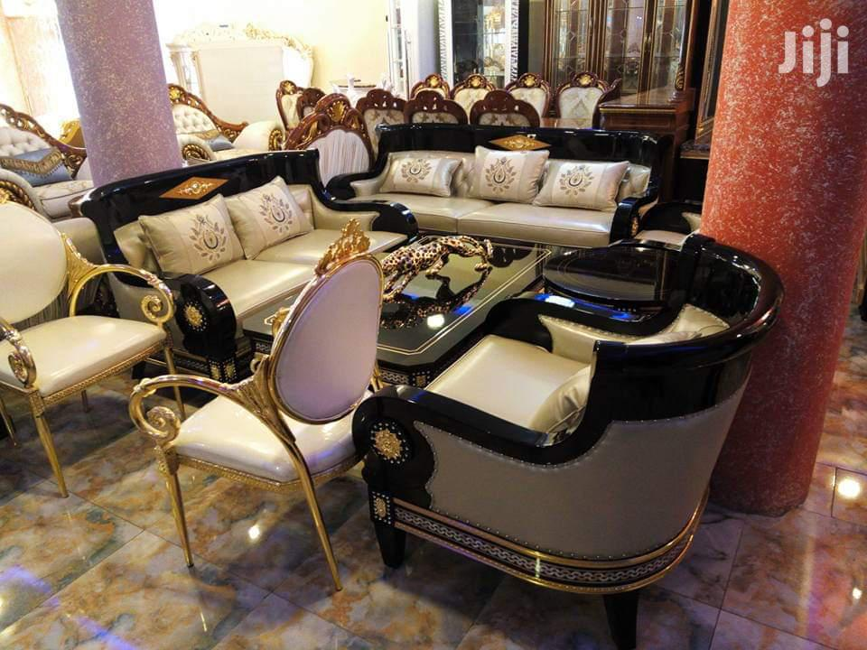 Imported Versace Sofa Chair, From Versace Company