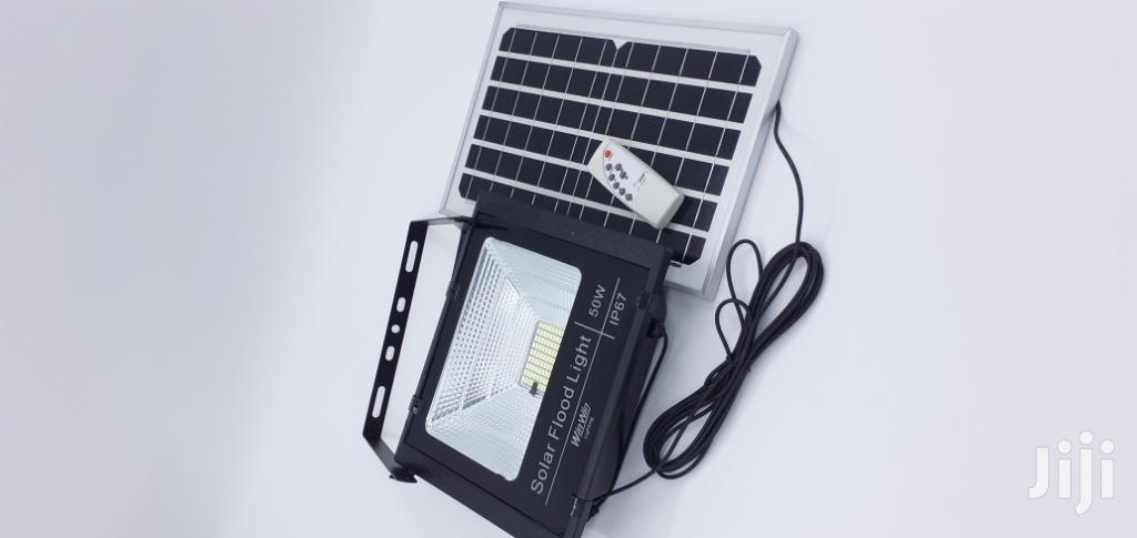 50watts Flood Solar Led Lights For Sale To Re-sellers Nationwide | Solar Energy for sale in Kano Municipal, Kano State, Nigeria