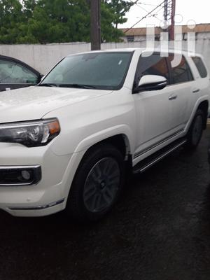 Toyota 4-Runner 2018 White | Cars for sale in Lagos State, Maryland