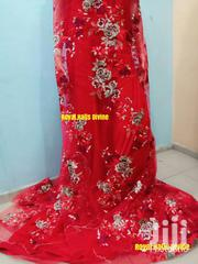 Classic Flowered Design Net | Clothing for sale in Lagos State, Ojo