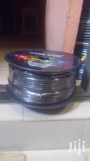 Original Copper Mic Cable | Accessories & Supplies for Electronics for sale in Lagos State, Ojo