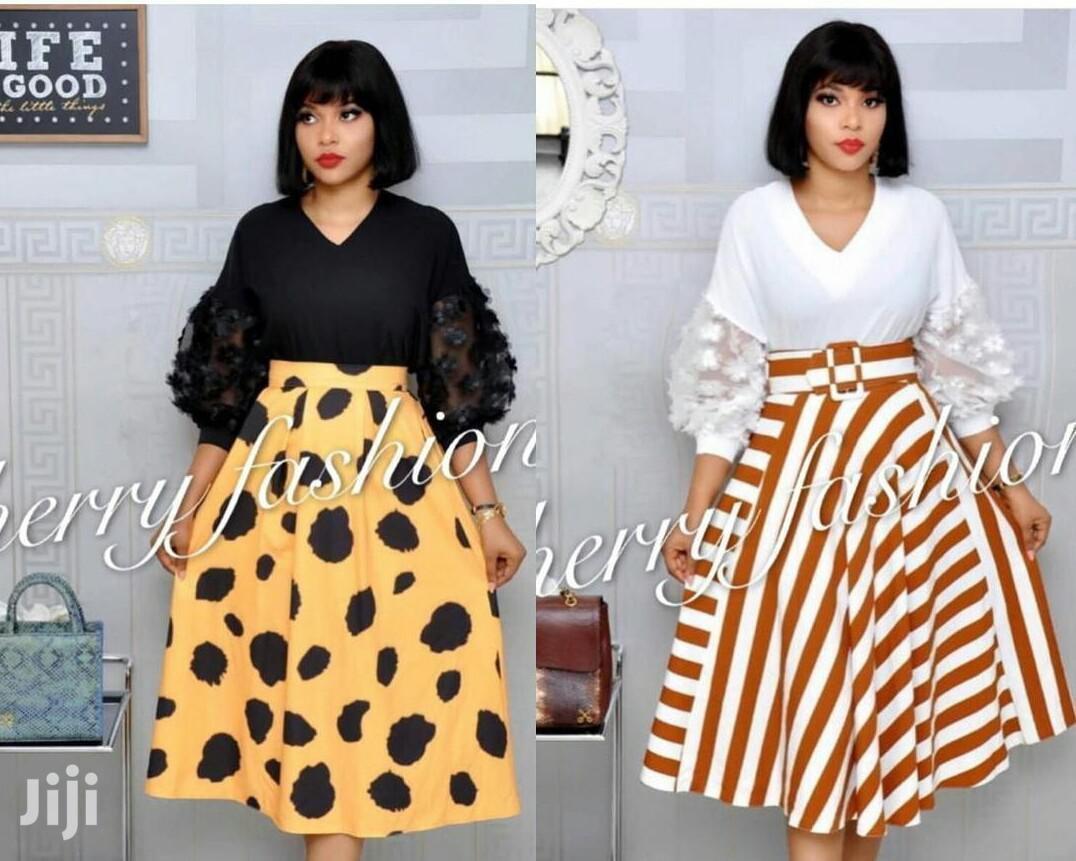 Elegant Scatter Dress | Clothing for sale in Nyanya, Abuja (FCT) State, Nigeria