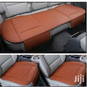 3pcs of Car Leather Seat Cushion   Vehicle Parts & Accessories for sale in Imo State, Owerri