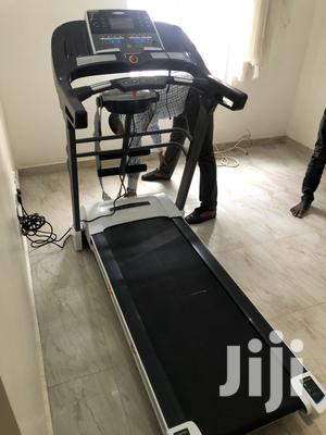 2.5hp Motorized Treadmill With Massager | Sports Equipment for sale in Lagos State, Lekki