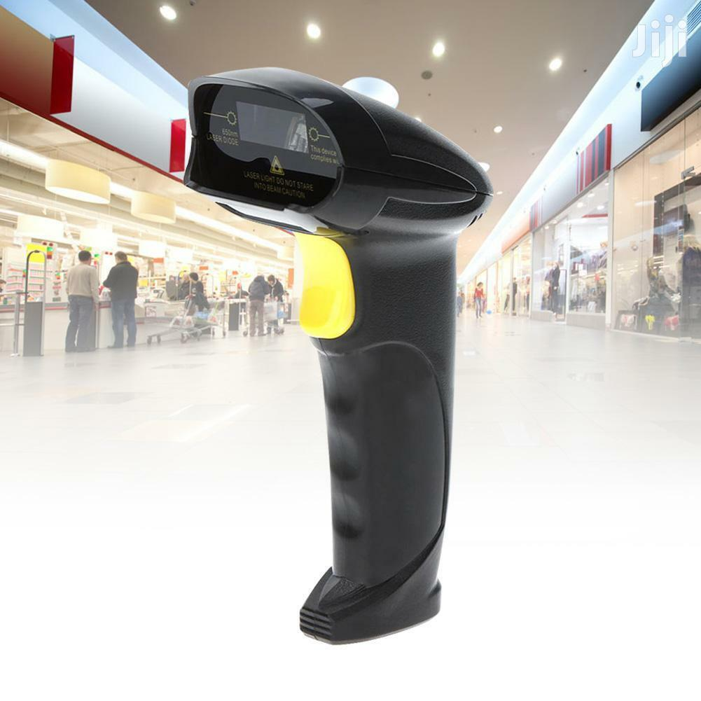 Quality Handheld Barcode Scanner