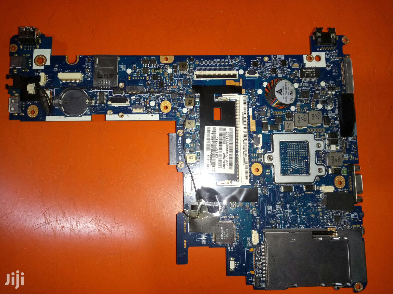 Hp Elitebook 2540p Motherboard 598762-001 | Computer Hardware for sale in Port-Harcourt, Rivers State, Nigeria