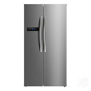 Midea Inverter Side By Side Fridge | Kitchen Appliances for sale in Lagos State, Ojo
