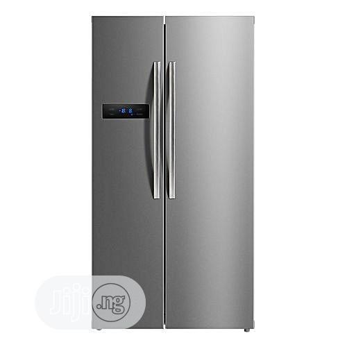 Brand New Original Midea Side By Side Refrigerator Hc-689wen
