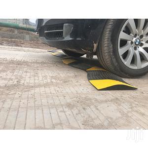 2m Rubber Traffic Speed Breaker Bump Hump | Safetywear & Equipment for sale in Oyo State, Ibadan