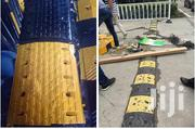 Magic Tech Rubber Traffic Speed Breaker Bump Hump   Safety Equipment for sale in Akwa Ibom State, Etim-Ekpo