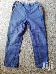 Blue Kiddies Chinos Trousers - Ages 4 - 5 Years | Children's Clothing for sale in Abuja (FCT) State, Kubwa
