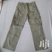 Gray Combat Chinos For Kids - Ages 10 - 14 | Children's Clothing for sale in Abuja (FCT) State, Kubwa