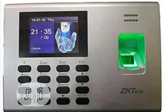 Zkteco (K40) Fingerprint Time Attendance & Access Control