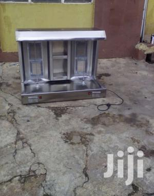 4burner Shawarma Machine With 1year Warranty | Restaurant & Catering Equipment for sale in Lagos State, Ojo