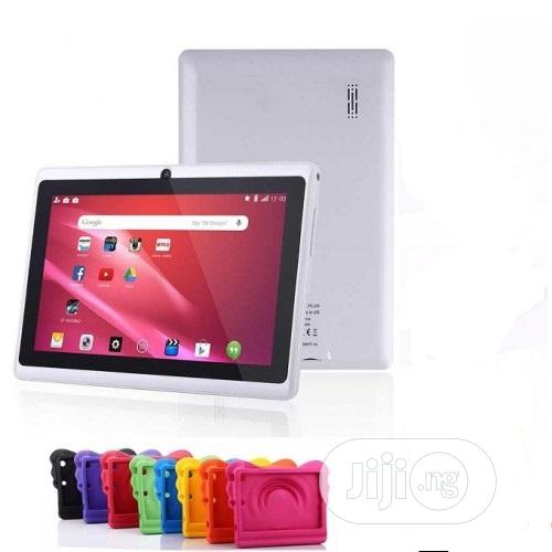 Educational Child Quad-core Android Tablets + Free Silicon Case