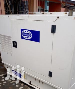 20kva FG Wilson Perkins Soundproof Generator for Sale | Electrical Equipment for sale in Lagos State, Oshodi
