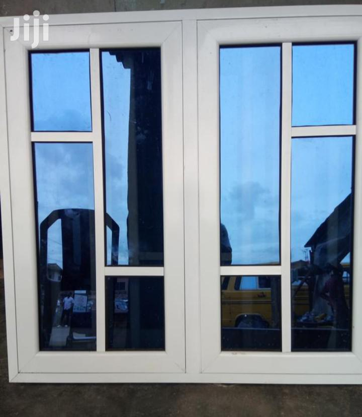 New Aluminum Casement Windows