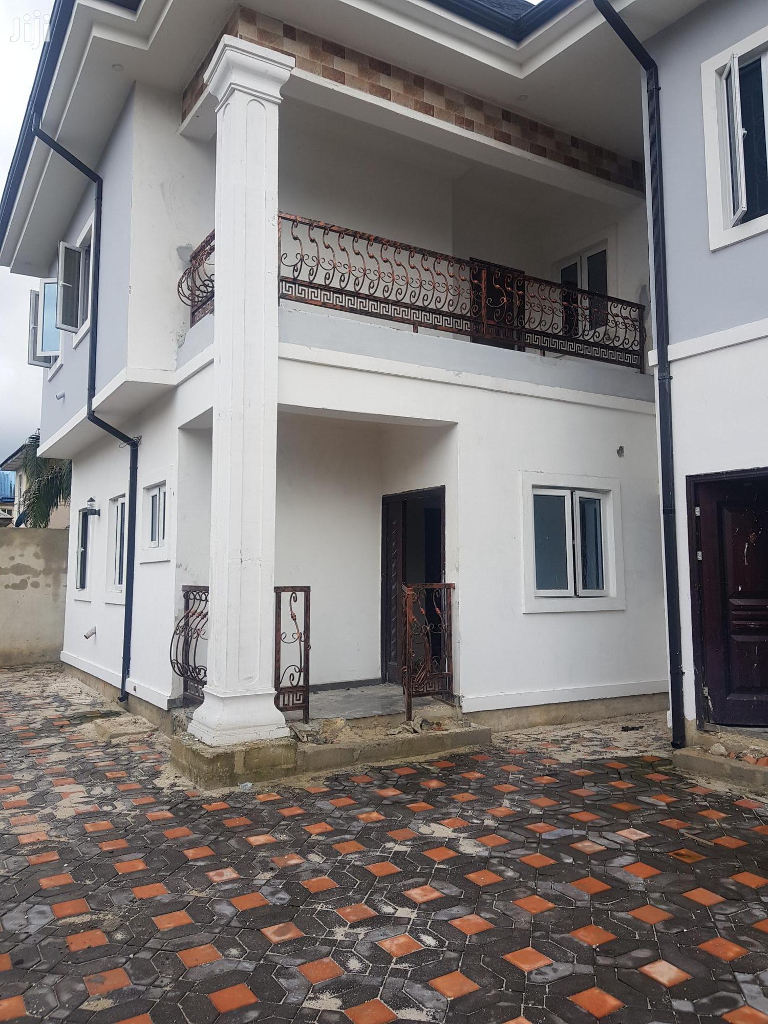 2bedroom Flat In Peter Odili Road