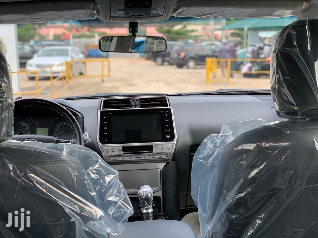 New Toyota Land Cruiser Prado 2018 VXR Black | Cars for sale in Gwarinpa, Abuja (FCT) State, Nigeria