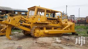 Caterpiller Dozer Model D8K 1980 Yellow   Heavy Equipment for sale in Lagos State, Surulere