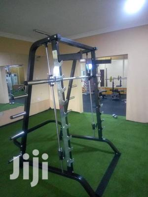 Smith Machine With Weight | Sports Equipment for sale in Lagos State, Surulere