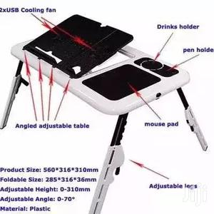 E-table Portable Laptop Stand   Computer Accessories  for sale in Lagos State, Ibeju