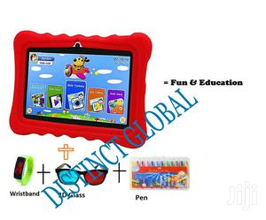 Children Educational Fun Tablet Red 8 Gb | Toys for sale in Lagos State, Lekki