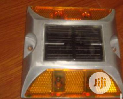 Solar Aluminum Road Stud BY HIPHEN SOLUTIONS