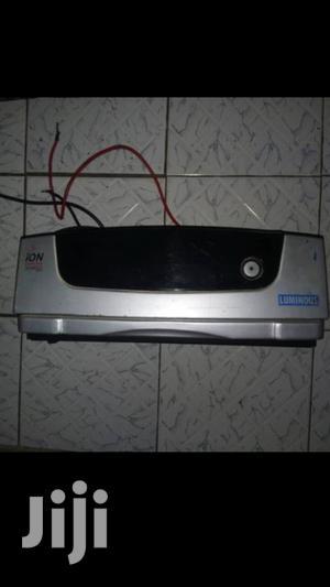 Tokunbo Luminous Inverter 24V/1.5KVA Oshodi | Solar Energy for sale in Lagos State, Oshodi
