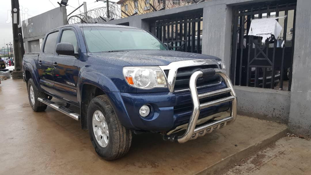 Toyota Tacoma 2007 Blue | Cars for sale in Ikeja, Lagos State, Nigeria