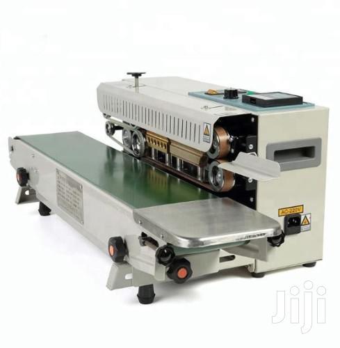 Archive: PTECH Sealing Machine Machine