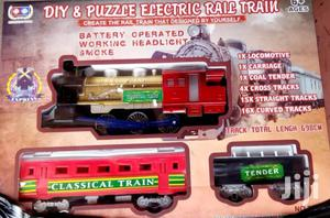 DIY Puzzle Electric Rail Tain 6+Years | Toys for sale in Lagos State, Amuwo-Odofin