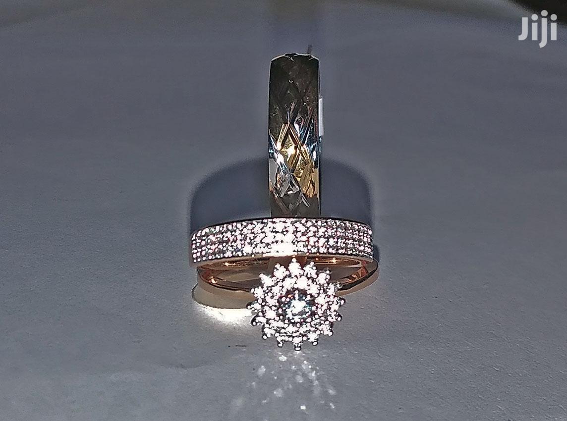 Wedding Ring Set | Wedding Wear & Accessories for sale in Alimosho, Lagos State, Nigeria