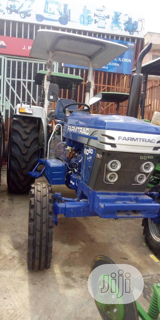 Archive: Farmtrac 60hp 2WD Tractor