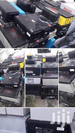 Sell Your Scrap Inverter Battery Kubwa Abuja   Electrical Equipment for sale in Abuja (FCT) State, Kubwa