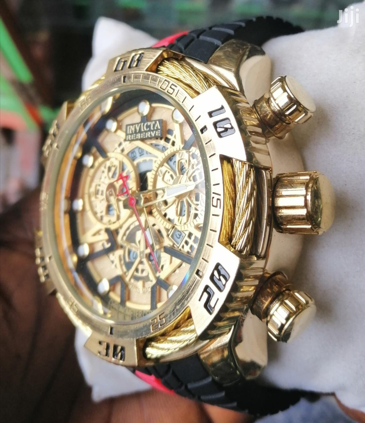 Invecta Wrist Watch | Watches for sale in Lagos Island (Eko), Lagos State, Nigeria