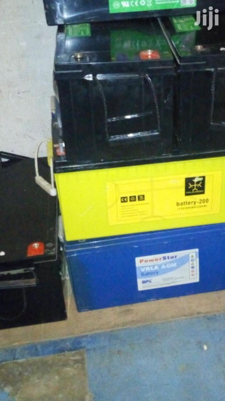 Sell Your Scrap Solar Batteries Gwarinpa
