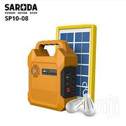 Saroda Solar Lighting Kit With FM RADIO/BLUTOOTH/USB/SD CARD/MP3 | Solar Energy for sale in Lagos State, Lagos Island