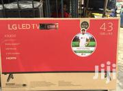 Lg LED Television 43inchs   TV & DVD Equipment for sale in Lagos State, Alimosho