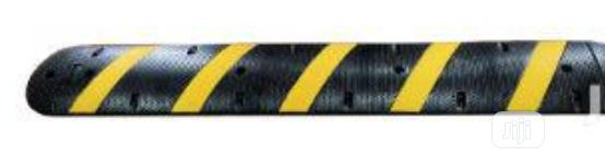 Cat Eye Yellow Strip Rubber Hump Speed Bump BY HIPHEN SOLUTIONS