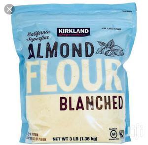 Kirkland Signature Almond Flour 1.36kg | Meals & Drinks for sale in Lagos State, Ikeja