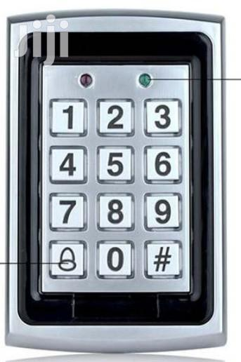 K7612 IP65 Waterproof Metal Access Control Anti-shock Card Reader | Safety Equipment for sale in Ikeja, Lagos State, Nigeria