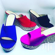 Liliana Block-Heel Slippers | Shoes for sale in Lagos State