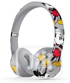 Beats Solo3 Wireless Headphones Mickey'S 90th Anniversary Edition