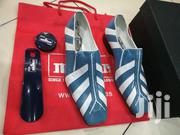 Spain Original Brands MISTER SHOES With Blue Zebra Design | Shoes for sale in Lagos State, Lagos Island