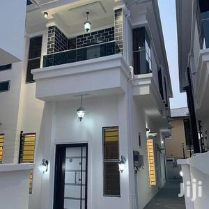 Newly Built 4 Bedroom Duplex At Chevron Lekki For Sale. | Houses & Apartments For Sale for sale in Lagos State, Lekki