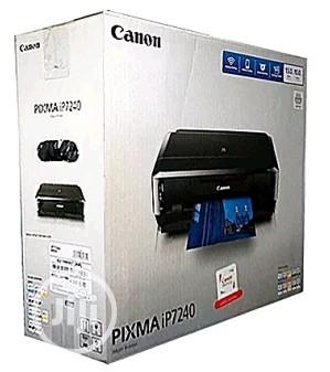 Pixma Ip7240 Cd/Dvd Printer High | Printers & Scanners for sale in Lagos State, Ikeja